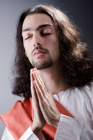 Personification of Jesus Christ Stock Photo - 13308842