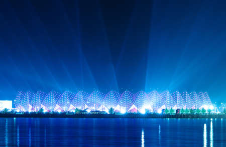 baku: Crystal Hall - Eurovision 2012 venue Baku Azerbaijan