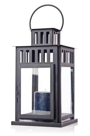 老式灯笼的概念