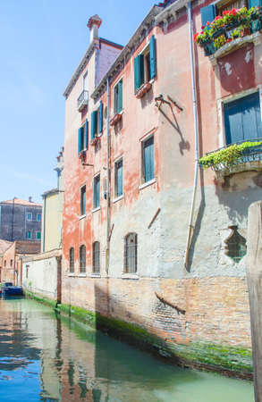 City views of venice in Italy photo