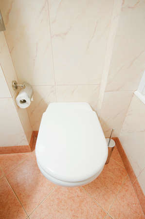 Toilet in the modern bathroom  Stock Photo - 15929186