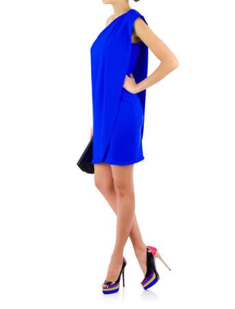 Attractive model in fashion concept Stock Photo - 15957105