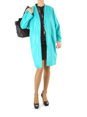Attractive model in fashion concept Stock Photo - 15962937