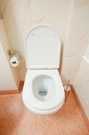 Toilet in the modern bathroom  Stock Photo - 16123212
