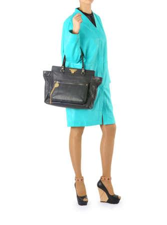 Attractive model in fashion concept Stock Photo - 16160031
