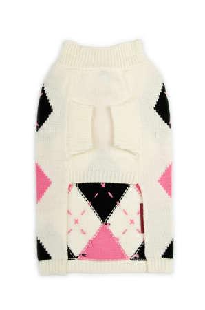 Pet clothing isolated on the white Stock Photo - 16275780