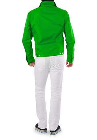 Male model in fashion concept Stock Photo - 16282176