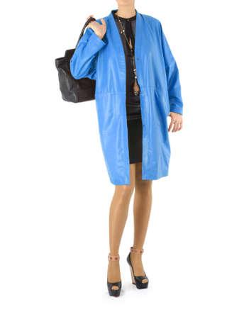 Attractive model in fashion concept Stock Photo - 16282878