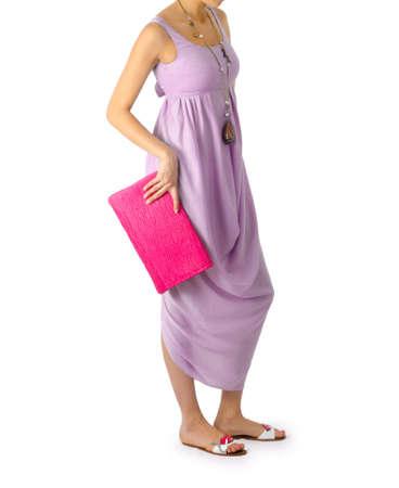 Attractive model in fashion concept Stock Photo - 16283565