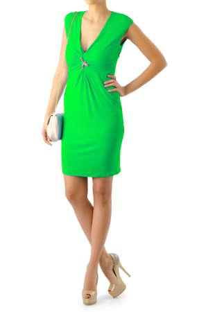 Attractive model in fashion concept Stock Photo - 16283414