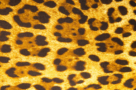 Imitation of leopard leather as a background photo