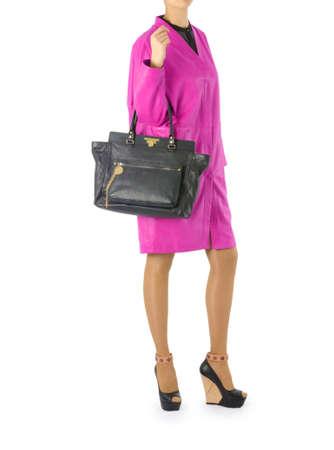 Attractive model in fashion concept Stock Photo - 16387675