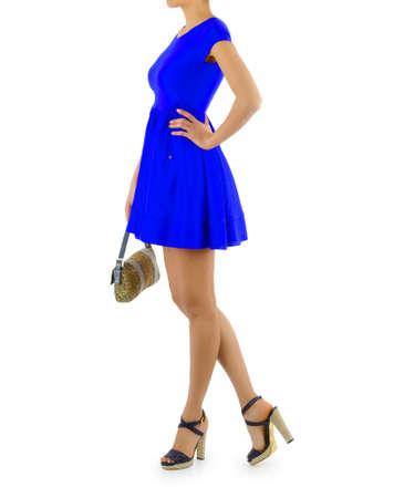 Attractive model in fashion concept Stock Photo - 16414912