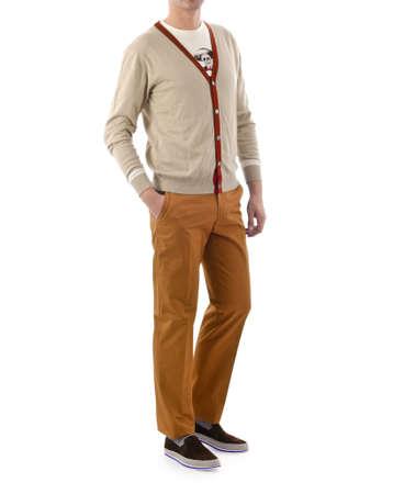 Male model in fashion concept Stock Photo - 16415003