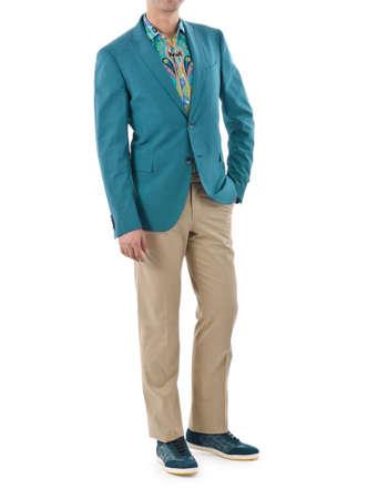 Male model in fashion concept Stock Photo - 16415176