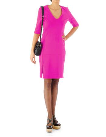 Attractive model in fashion concept Stock Photo - 16414966