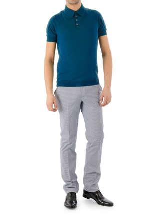 Male model in fashion concept Stock Photo - 16415318