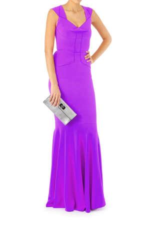 Attractive model in fashion concept Stock Photo - 16715195
