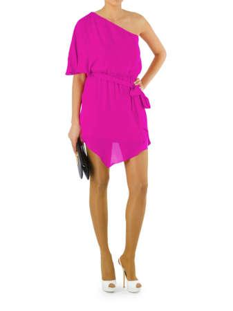 Attractive model in fashion concept Stock Photo - 16747910