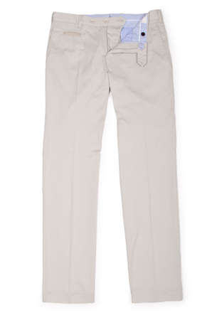 Fashion concept with trousers on white Stock Photo - 16821682
