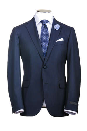 Formal suit in fashion concept Stock Photo - 16897910