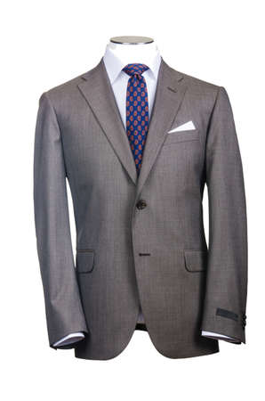 Formal suit in fashion concept Stock Photo - 16897934