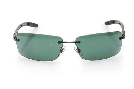 Elegant sunglasses isolated on the white Stock Photo - 16897334