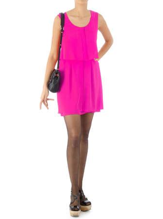 Attractive model in fashion concept Stock Photo - 16894600