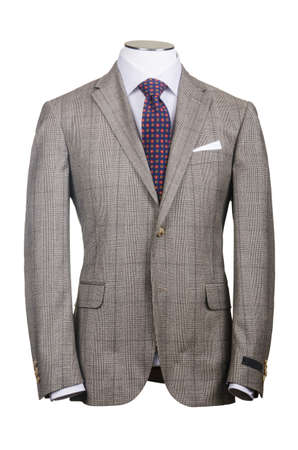 Formal suit in fashion concept Stock Photo - 17373921