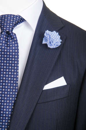 Formal suit in fashion concept Stock Photo - 17373923