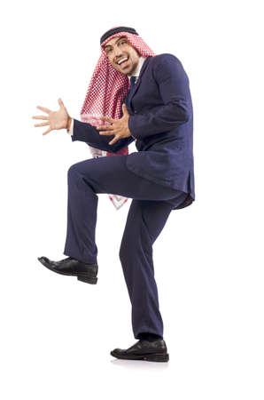 qameez: Arab businessman