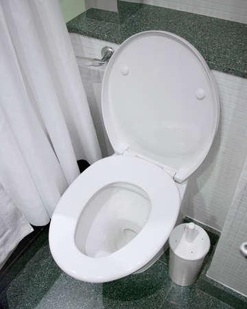 Toilet in the bathroom Stock Photo - 18014895