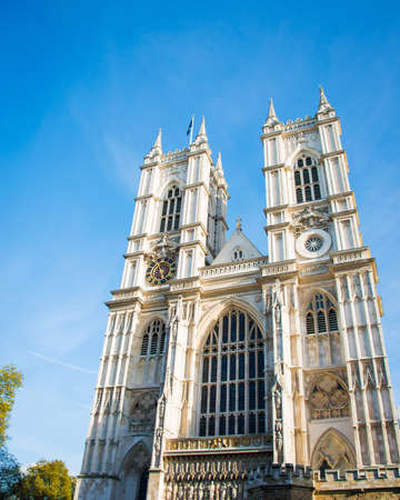 Westminster Abbey on bright summer day Stock Photo - 18014658