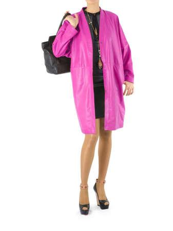 Attractive model in fashion concept Stock Photo - 18010021