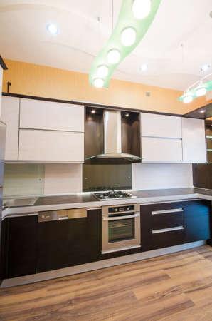 Interior of modern kitchen Stock Photo - 18067363