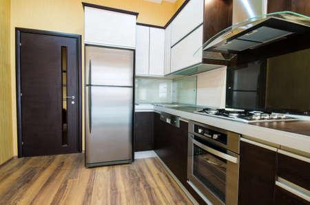 Inter of modern kitchen Stock Photo - 18067364