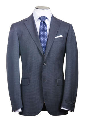 tailor suit: Formal suit in fashion concept
