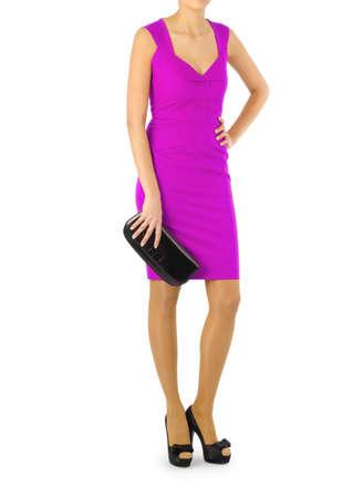 Attractive model in fashion concept Stock Photo - 18173847