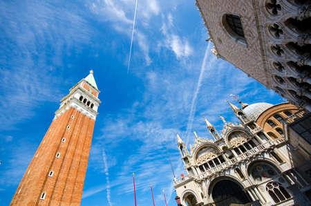 Saint Mark square in Venice Italy Stock Photo - 18174038