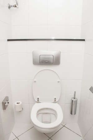 Toilet in the bathroom Stock Photo - 18310058