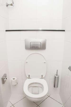 Toilet in the bathroom Stock Photo - 18310058