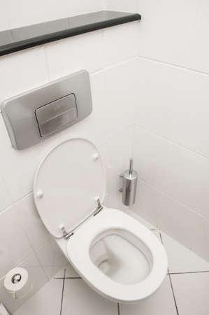 Toilet in the bathroom Stock Photo - 18310039