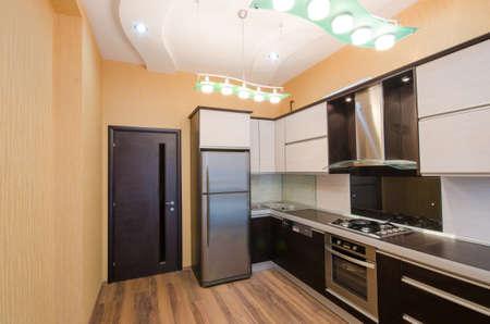 Interior of modern kitchen Stock Photo - 18655578