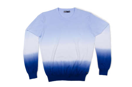 Male sweater isolated on the white Stock Photo - 18510792