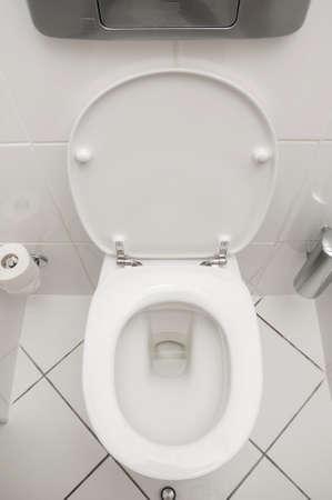 Toilet in the bathroom Stock Photo - 18482397