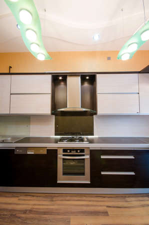 Interior of modern kitchen Stock Photo - 18655481