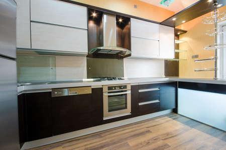 Interior of modern kitchen Stock Photo - 18655504