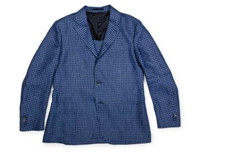Jacket isolated on the white background Stock Photo - 18485298