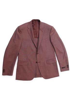 Jacket isolated on the white background Stock Photo - 18484834