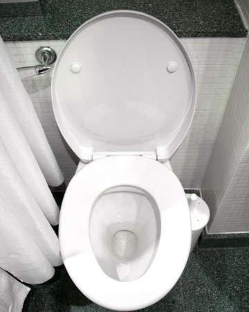 Toilet in the bathroom Stock Photo - 18609856
